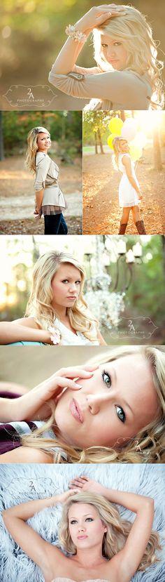 senior portraits inspiration