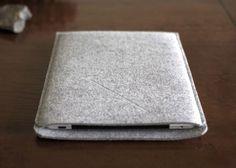 OldCalgary felt iPad 2 sleeve
