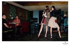 Kate Spade F/W 2014 Campaign (Kate Spade)