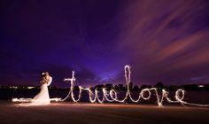 fstoppers sparklers matt kennedy 8 710x424 Sparkler Photos That Brides Will Love