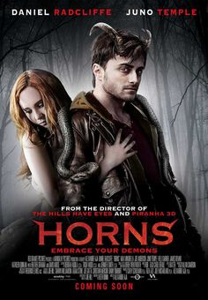 Horns (Canadian) 11x17 Movie Poster (2014)