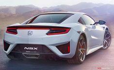 2016 Honda NSX www.normreeveshondairvine.com
