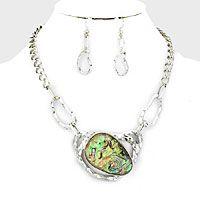 Abalone Collar set...$25 as shown. Order designzbymsj.storenvy.com