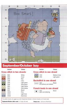 September plus October key
