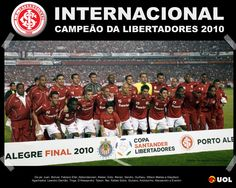 BIcampeão da Libertadores - 2010