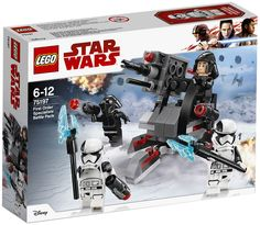 LEGO Star Wars 75197 : First Order Specialists Battle Pack