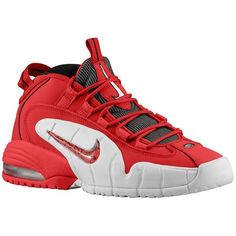 9a2d75648805 Nike Air Max Penny 1 University Red  White - Available Now - WearTesters