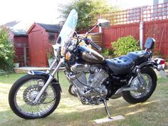 Motorcycling in seventies uk with advertising and racing nostalgia, personal memories, motorbike history and forum Virago 535, Yamaha Virago, Motorbikes, Over The Years, Nostalgia, Motorcycles, Racing, Running, Auto Racing
