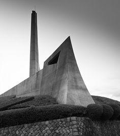 Visions of an Industrial Age: Yoyogi Stadium. Tokyo, Kenzo Tange, arch., 1964 Fotog: Chrls Schroeer-helerman