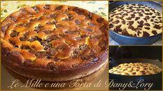 Cheesecake alla stracciatella con mascarpone e  cioccolato in pezzi