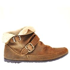 Buckle Moccasins