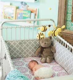 Baby Room Bumble Bee Nursery Found On Polyvore
