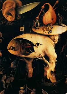 Heironymous Bosch - nearly half a millennia ahead of his time