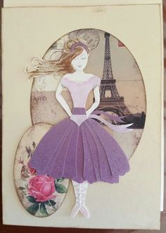 Lovely french mademoiselle