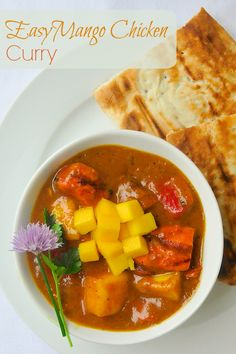 This Mango Chicken Curry has a wonderfully delicious mix of sweet & spicy flavours. The wonderful aroma coming from the kitchen will bring everyone to the table.