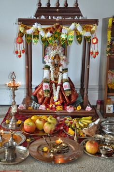 Discover Pooja Room Decoration Ideas For Varalakshmi Use Some Of Our Interesting Decor To Beautify Your During Vrata