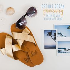 Win $250 to Sseko   stock up on sunny essentials, just in time for your Spring Break adventures!