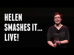 Helen Smashes It... Human Voice vs Wine Glass - LIVE!