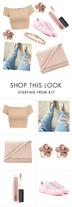 """""""Untitled #93"""" by anke1234 ❤ liked on Polyvore featuring Alice + Olivia, Kate Spade, Allurez, MAC Cosmetics, Tod's and Bling Jewelry"""