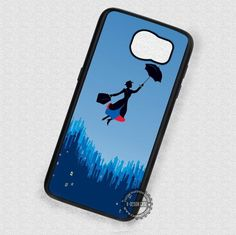 In The Night Sky Mary Poppins - Samsung Galaxy S7 S6 S5 Note 5 Cases & Covers