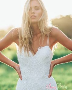 Made With Love Bridal · Danni · Mermaid · Lace · Ivory | Designer Collection | Wedding Dresses | Savvy Brides