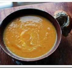 Perfect Butternut Squash Soup with Lime (Squash Recipes Oven)