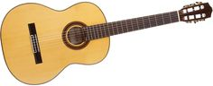 The Cordoba F7 Flamenco is one of two Cordoba guitars featured in the Best Nylon String Guitar Roundup