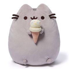 Kawaii Ice Cream Picks - Pusheen plush
