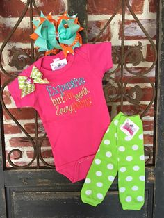Kiss Me And You Will Have To Answer To My Daddy Baby Girl Clothing