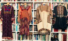"""I couldn't possibly choose [my favorite book]. It changes every day."" http://www.thecoveteur.com/ulla-johnson-designer/"