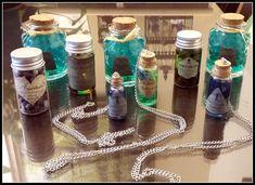 COMO HACER POCIONES DE HARRY POTTER – EL BLOG DE SOFIA SOLER Magic, Blog, World, Wedding Tables, Jars, Blue Prints, Manualidades, Celebrations, Sisters