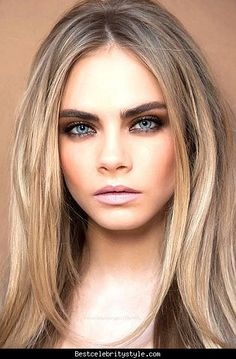 Best Hair Color for Blue Eyes and Fair Skin, Pale Skin, Light ... Bestcelebritystyle
