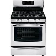 Kenmore 5.6 cu. ft. Gas Range w/ True Convection - Stainless Steel