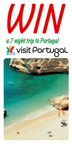 #Win a 7-Night Trip to #Portugal with Tribute.ca
