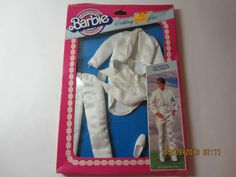 "Vintage Ken Doll ""Wedding Of The Year"" Groom Outfit In Original Box-1982 #5744 #Mattel #ClothingShoes"
