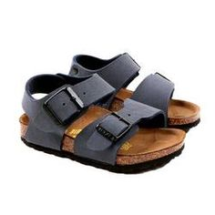 Birkenstock ~ little birkis ... Yes I need these for my child. I now know why I had these growing up... My mama was a hippie and these are comfy. :)