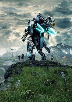 Xenoblade Chronicles X Poster