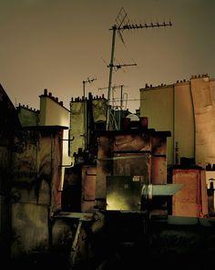 La Nuit sur Les Toits de Paris d'Alain Cornu