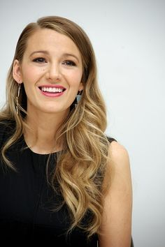 Blake Lively | 'Age Of Adaline' Press Conference