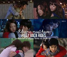 A K-Drama essential; and I love how lee min Ho is in two of the pictures. <3