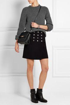 Balenciaga | Chunky-knit cashmere sweater | NET-A-PORTER.COM