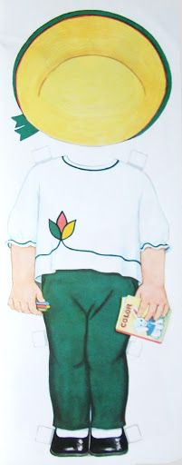 Paper Dolls~Schoolgirl Doll - Bonnie Jones - Picasa Web Albums