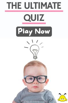 We gathered 7 general knowledge questions that cover a few topics and areas. Are you up for the challenge? Take the ultimate trivia quiz, and we will send you your score! #trivia #quiz #crowdstrivia #quizquestions #triviaquestions Funny Quiz Questions, Trivia Questions And Answers, Random Trivia, Fun Quizzes To Take, Online Trivia, How To Become Smarter, Interesting Topics, Disney Facts, Trivia Games