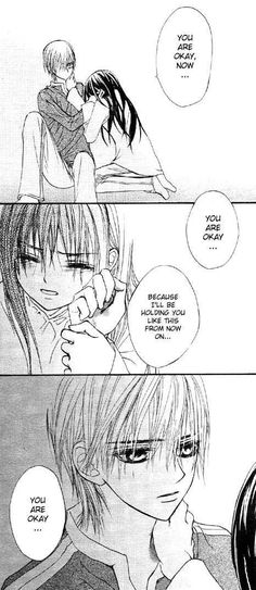 Vampire Knight 12 - Read Vampire Knight Chapter 12 Page 4 Online   MangaSee