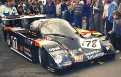 1989 ALD 05  BMW (3.500 cc.) (A)  Didier Bonnet  Gérard Tremblay  Gérard Cuynet