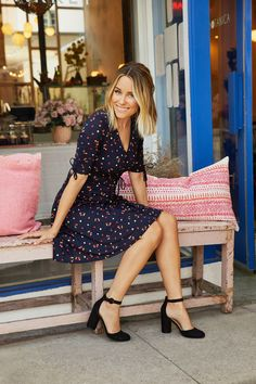 Lauren Conrad wearing the February LC Lauren Conrad Collection for Kohl's