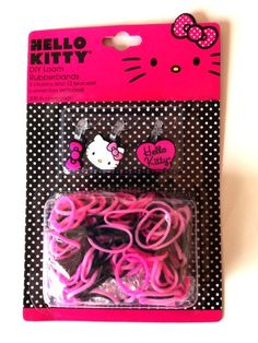 CraZLoom Hello Kitty DIY Rubberband Packs * Check this awesome product by going to the link at the image.Note:It is affiliate link to Amazon.