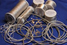 Silver Threads  Read the complete article on EcclesiasticalSewing.Wordpress.com