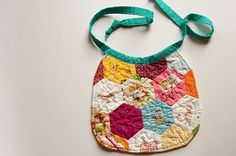 baby bib (by a quilt is nice)