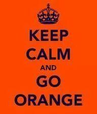 Clemson Orange